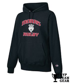 Morris Rugby Champion Heavyweight Hooded Sweatshirt